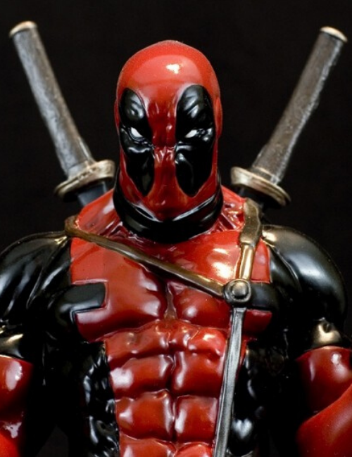 Statuette Marvel Deadpool collector