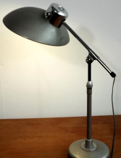 Superbe Lampe Solère vintage - SolR