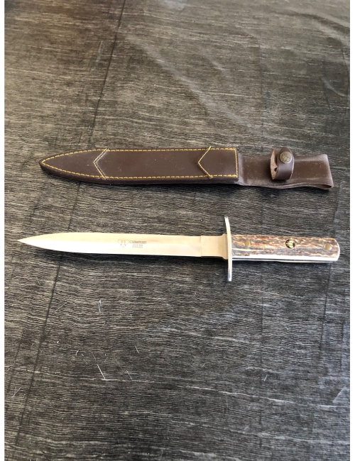 Dague de Chasse Cudeman