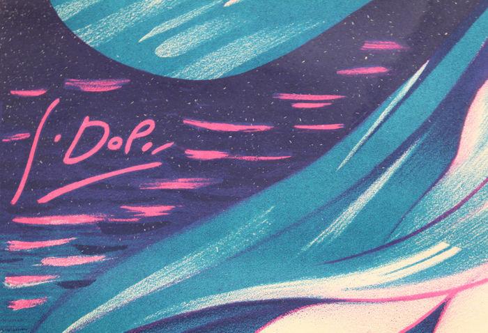 Affiche Dola - La Danse des libellules