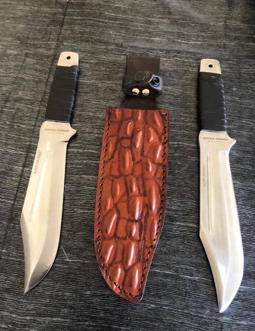 Couteaux Kookaburra Linder - 3 en 1