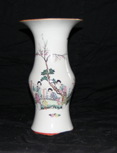 Vase chinois traditionnel