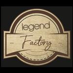 Legend Factory | Brocante en ligne et Objets d'exceptions Logo