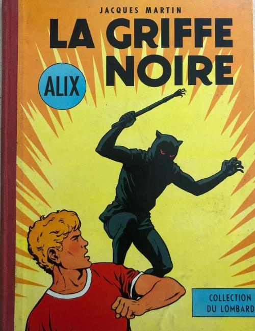Alix - la Griffe noire - EO rare