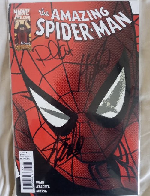Marvel - The Amazing Spiderman 623