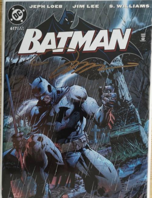 Batman #617
