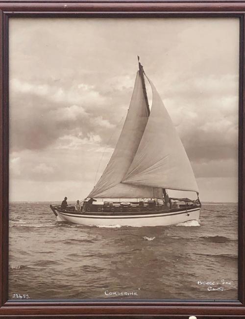 Photographie du voilier