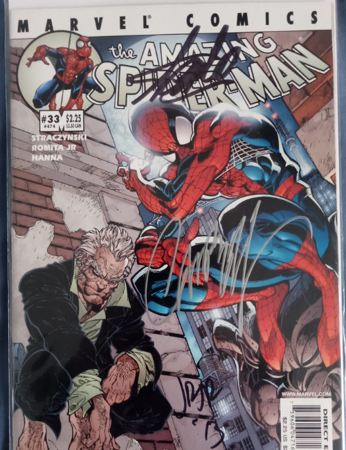 spiderman #33
