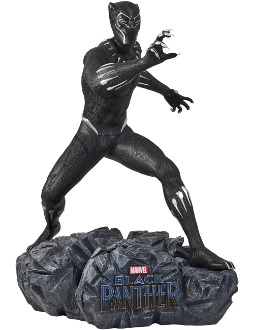 Statue Black Panther Life Size