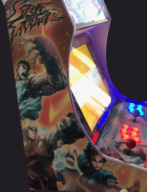 Rasperry bartop arcade