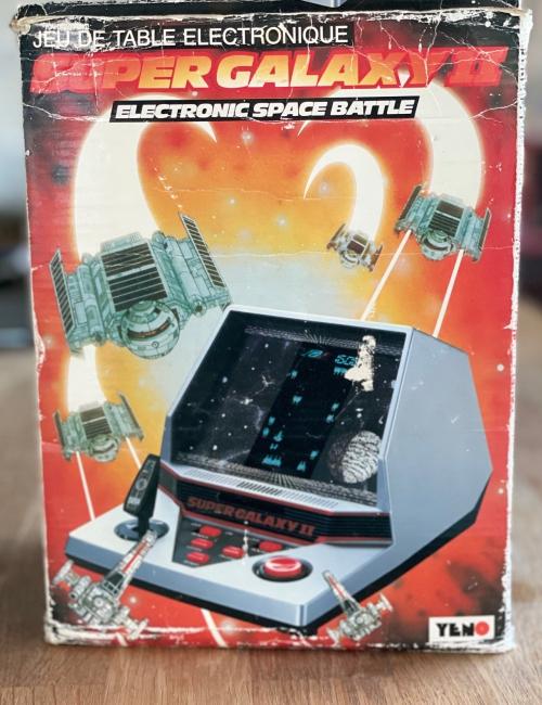 Super Galaxy II - 1984