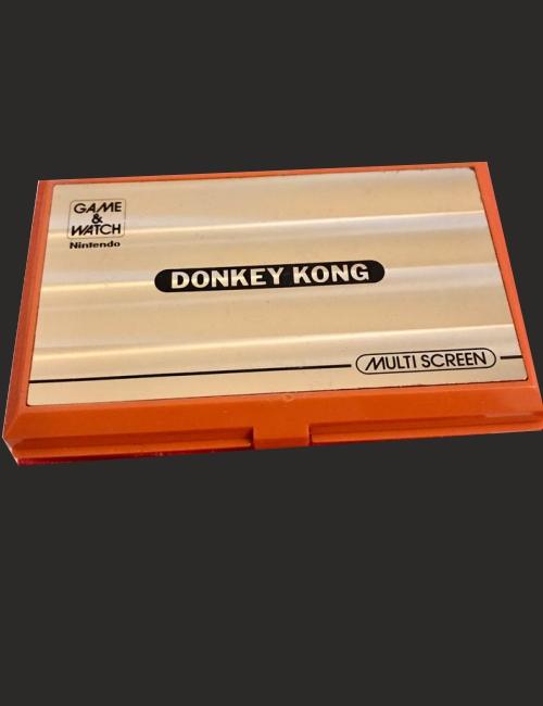 Game & Watch Mario Donkey Kong
