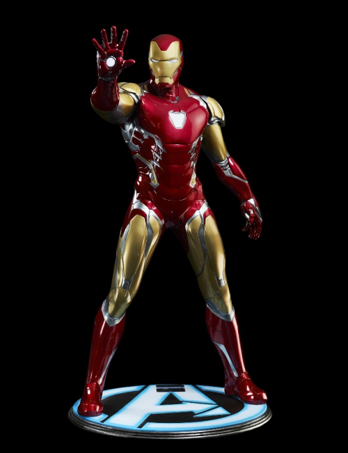 Life size Iron man End Game