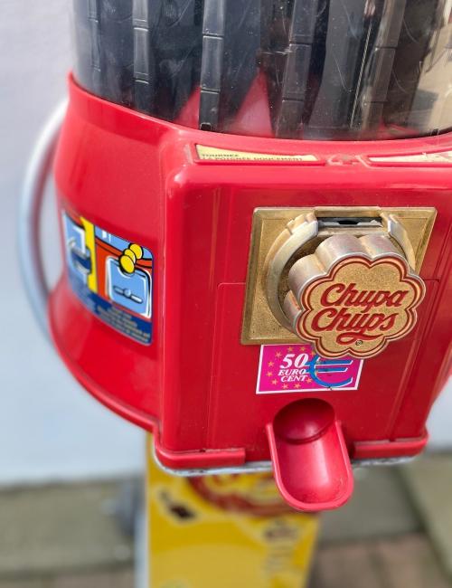 Distributeur Chupa Chups