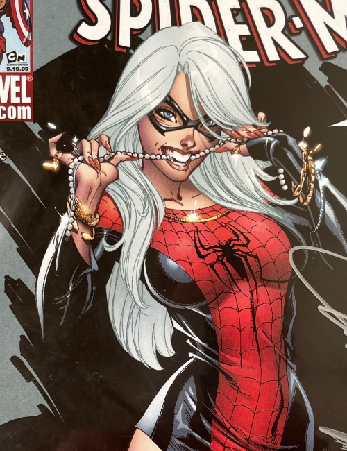 The Amazing Spiderman 607