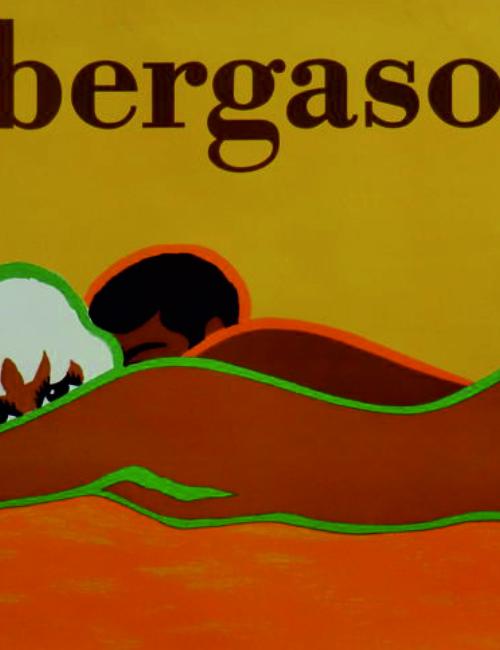 Affiche ancienne Villemot - Bergasol